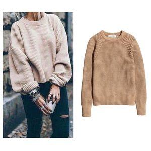 H&M L.O.G.G. Knit Sweater
